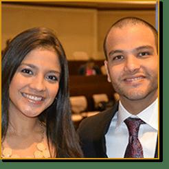 Rodolfo & Cecilia Vargas